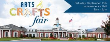 Annual Arts & Crafts Fair at Independence this Saturday