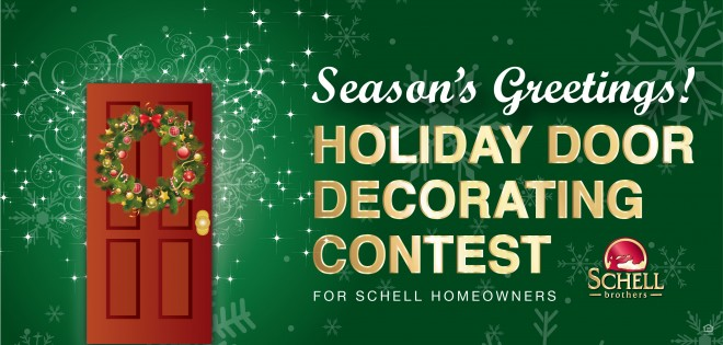 Christmas Door Decorating Contest Rubric : Jamie shinault author at schell brothers