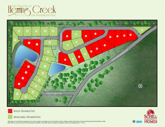VHC Site Plan - Section 2