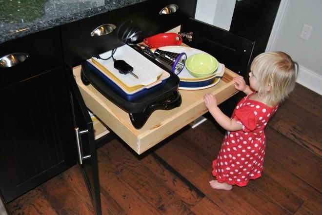 Minnie In The Kitchen