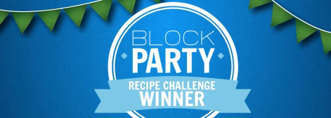 Recipe Challenge Winner