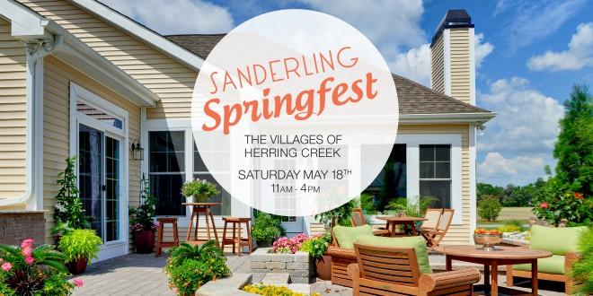 Sanderling-Springfest