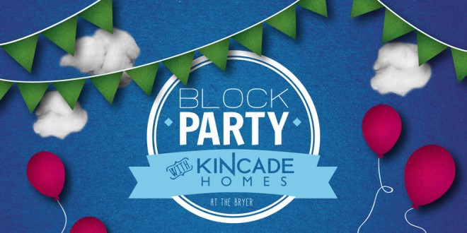 Kincade Homes Block Party