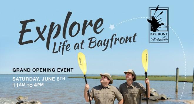 Explore Bayfront Event Kayak - 800