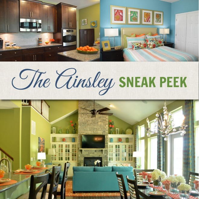 Ainsley Model Leaseback at The Ridings