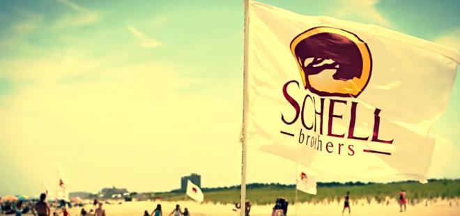 beach day banner