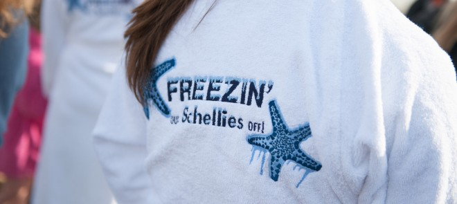 Team Freezin' Our Schellies Off
