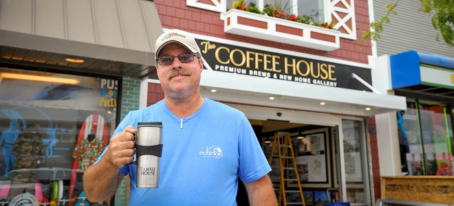 The Coffee House in Downtown Rehoboth