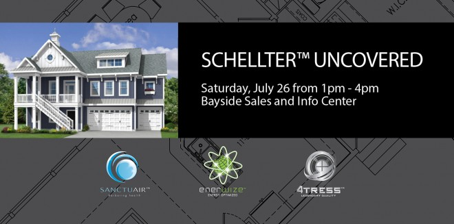 Schellter Uncovered at Bayside