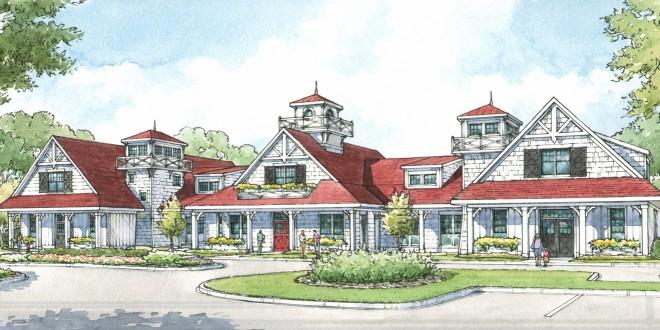 Coastal Club Clubhouse