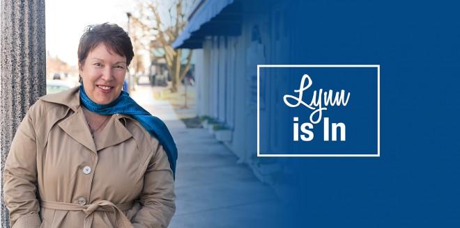 Lynn is In