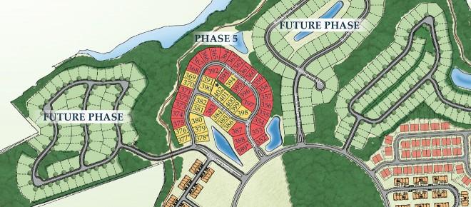 Coastal Club Phase 5