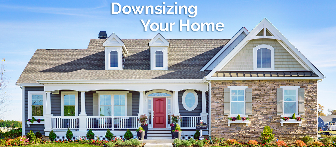 Tips For Downsizing And Moving To A New Area