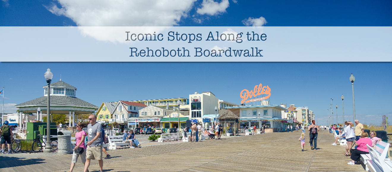 Iconic Stops Along The Rehoboth Beach Boardwalk Schell