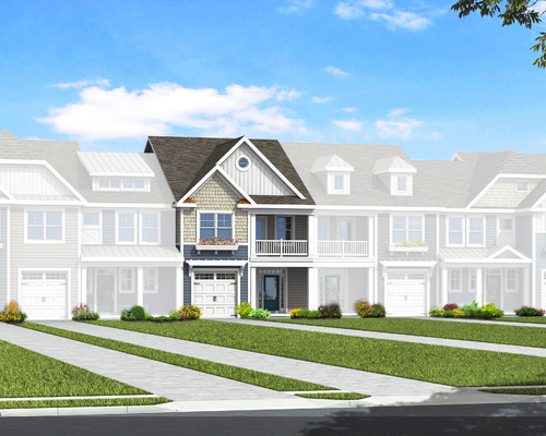 The Tradewind (Lot 216) Included Elevation A