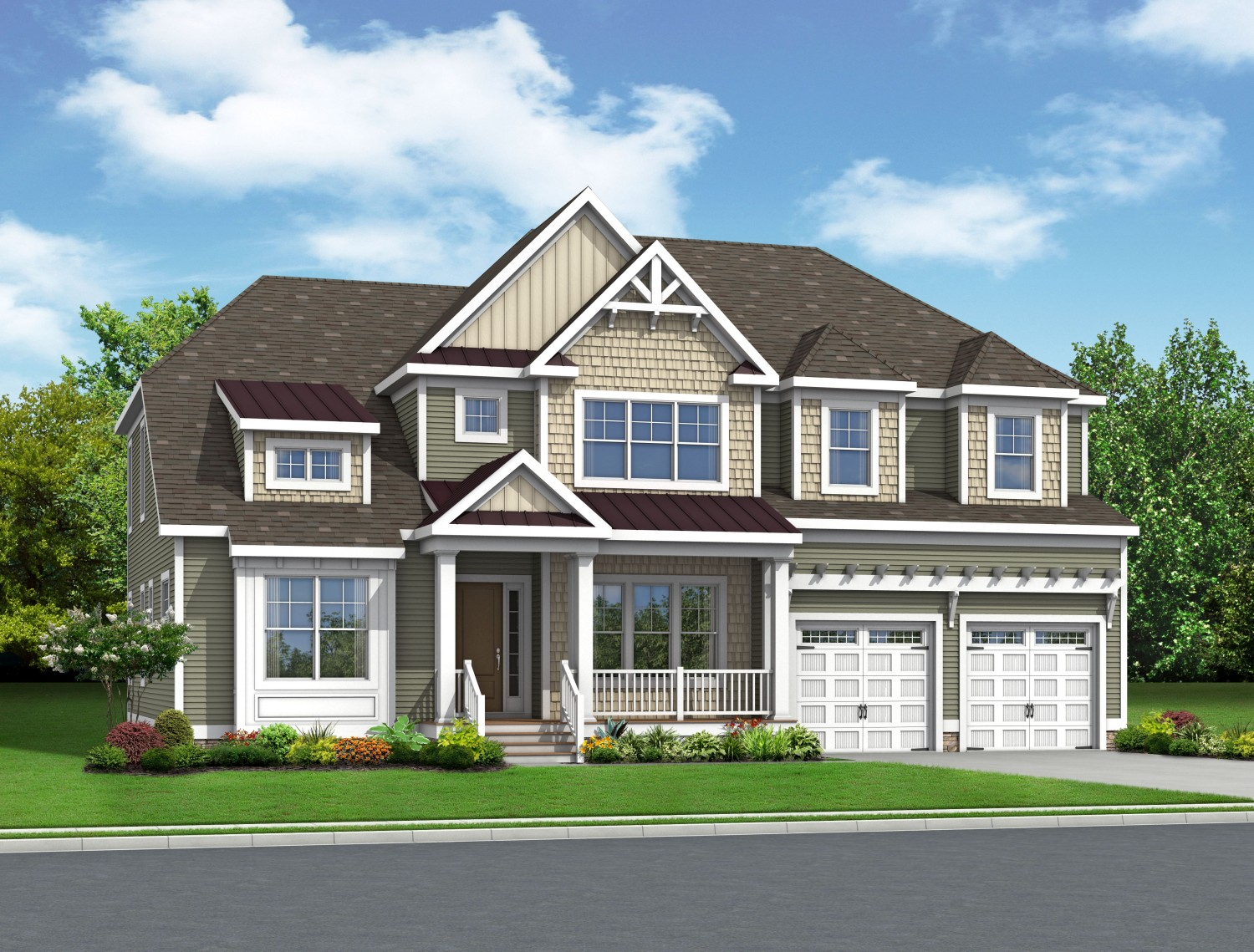 The waterford floor plan tidewater landing schell brothers for New source homes