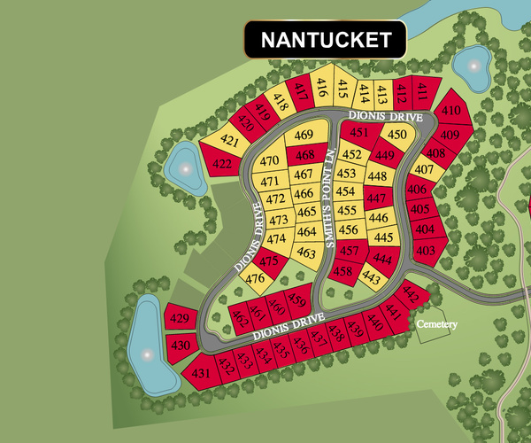 nantucket-sitemap
