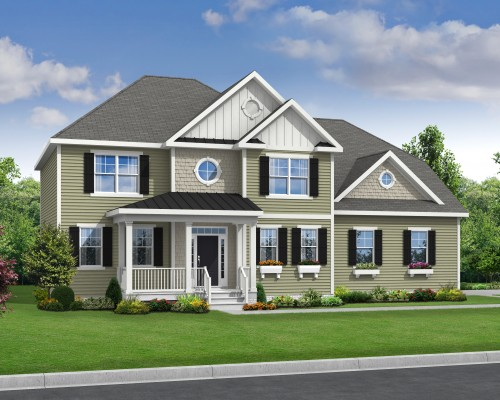 The Brady Included Elevation A