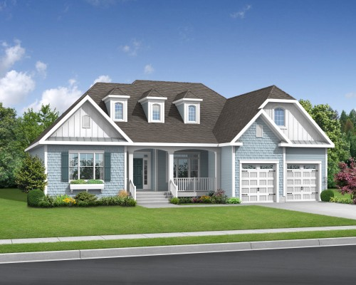 The Herring Point Optional Elevation C