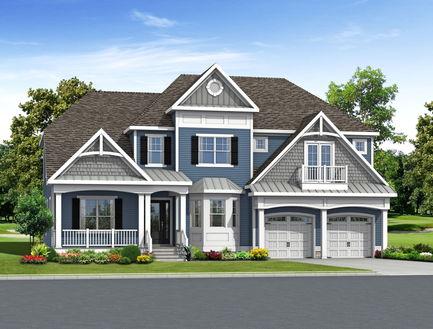 The waterford floor plan schell brothers for New source homes