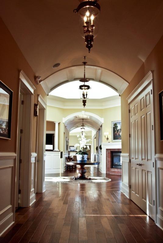Independence Hall Hallway