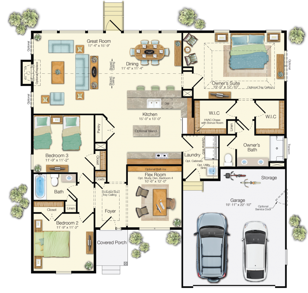 Mi Homes Ainsley Floor Plan Home Plan 25 Pretty Mi