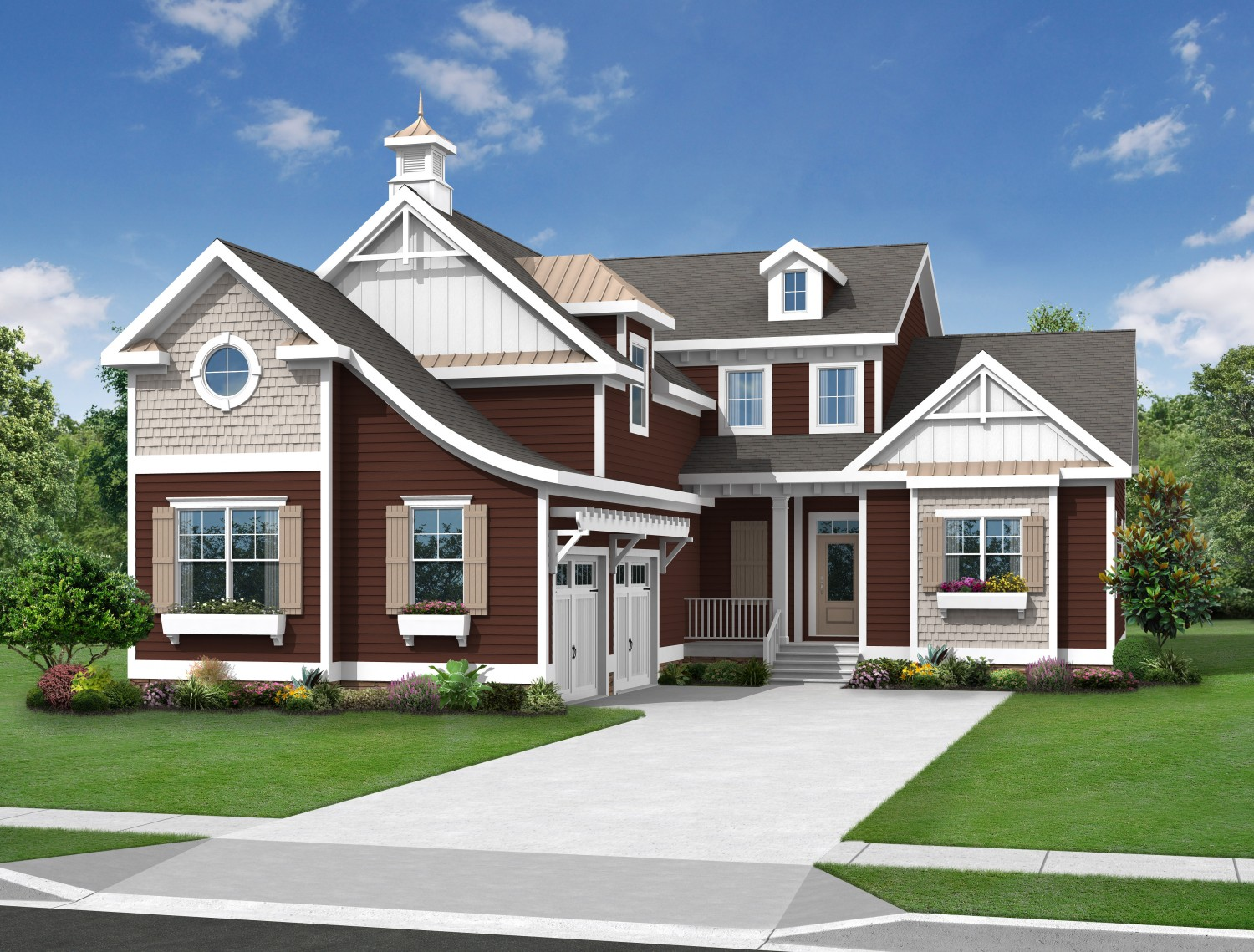 The bethany floor plan schell brothers for Big houses to buy