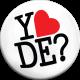 Why Love DE pin