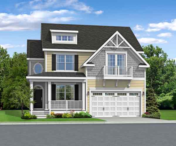 Bayside Fenwick Island - New Homes in Fenwick Island Delaware by ...