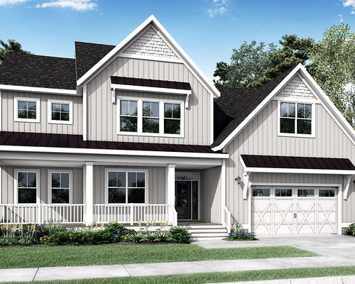 The Westport Optional Elevation E