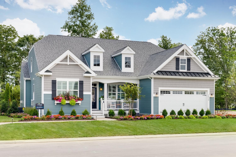 Ainsley Model Home At Peninsula Lakes