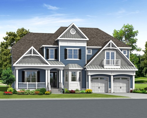 The Waterford Optional Elevation C