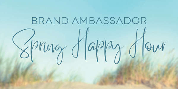 brand-ambassador-happy-hour-spring