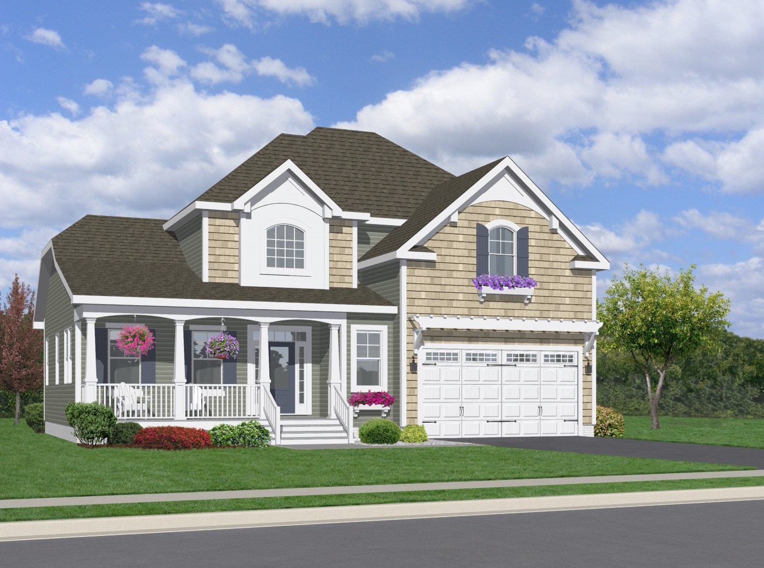 The heron floor plan schell brothers for Home source