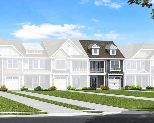 The Tradewind (Lot 221) Included Elevation A