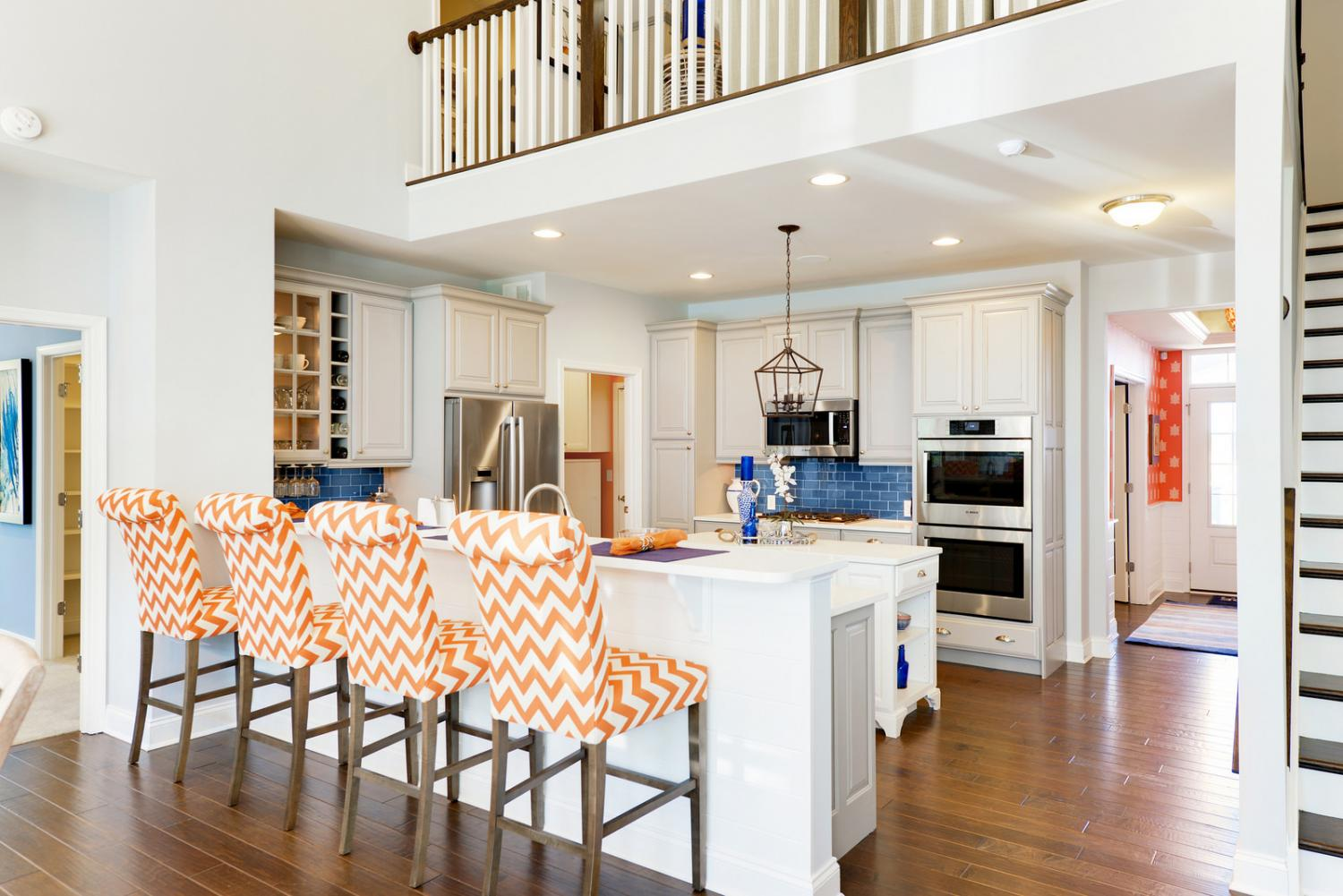 Ainsley Model Home - Peninsula Lakes - Schell Brothers