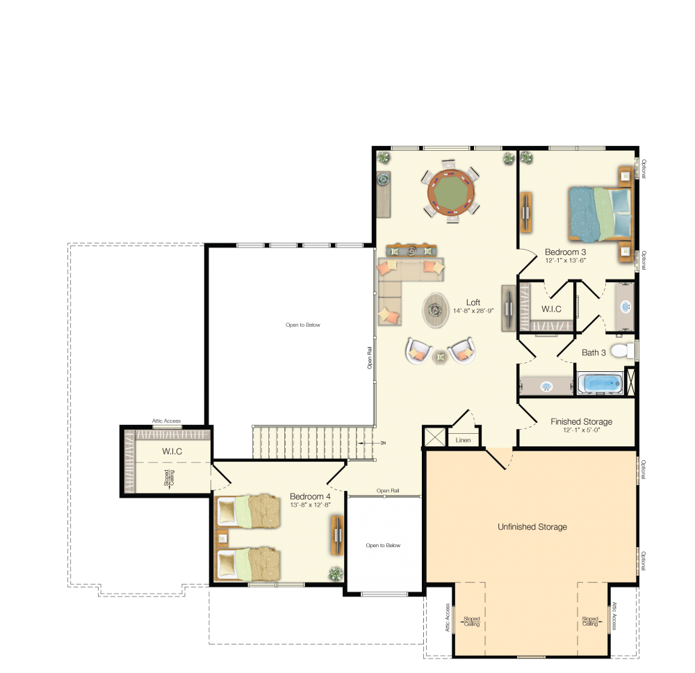 the chesapeake floor plan schell brothers